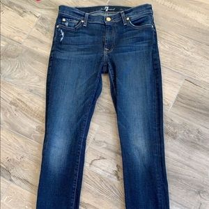 7 for All Mankind Jeans/ LIKE NEW